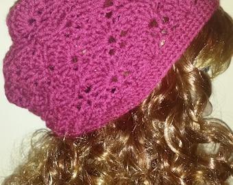 Crochet hat/Slouchy