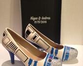 Aurora's r2 heels