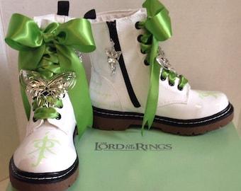 LOTR Custom Boots