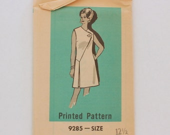 "Anne Adams 9285 · sz 12.5 bust 35"" · Womens 1960s Pattern"