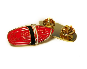 Baywatch inspired floater pin