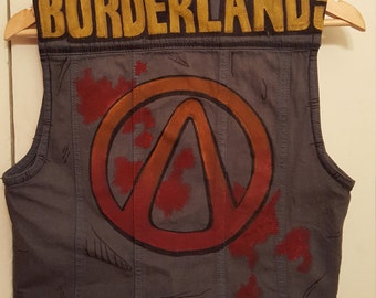 Borderlands Punk Vest