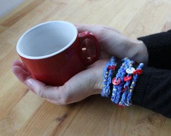 The River Flow bracelets
