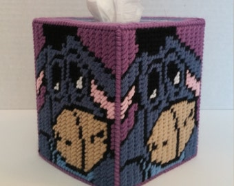 Eeyore Tissue Box Cover