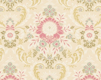 Juliet Damask Fabric - By The Yard - Girl / Fabric / Floral