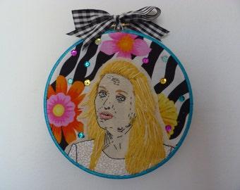 Kenita Larrain Fan Art