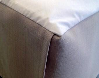 Custom Made Bed Valances