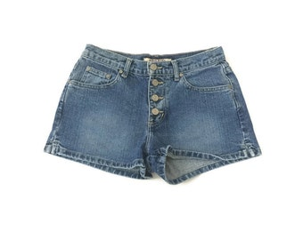 Vintage 90s Denim Shorts