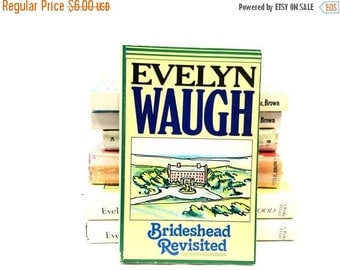 ON SALE Brideshead Revisited by Evelyn Waugh 1973 Paperback