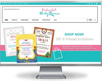 High-End Store (E-Commerce) Website Made Just For You