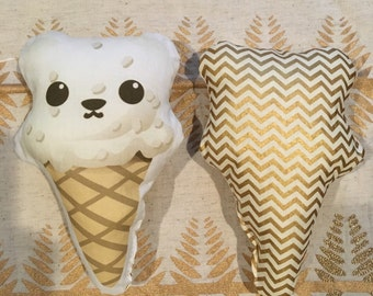 Polnilla Ursacream Plush (handmade)
