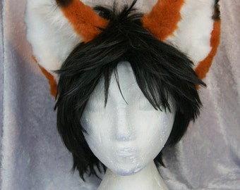 Cute Fox Ears - Realistic Fox Ears Furry Wearable ears Head band ears & Etsy :: Your place to buy and sell all things handmade