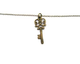 Key  Bracelet Key  Jewelry Skeleton Key Bracelet Skeleton Key Jewelry Gifts Under 20  Teen Bracelet Teen Jewelry