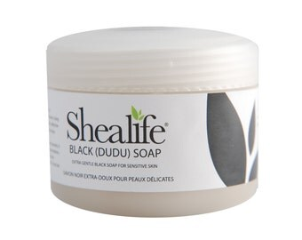African Black Soap, RAW PASTE, 100g