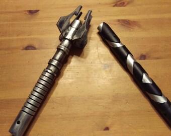 Custom Wooden Lightsabers - Electronics Ready