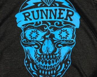 Skull Runner Shirt