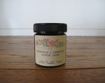 Calendula & Chamomile Nipple Cream