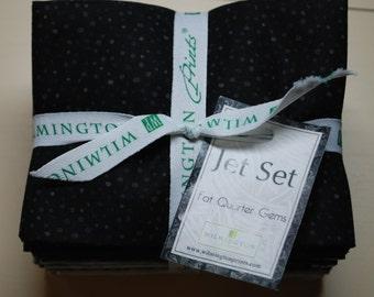 Jet Set Essential Gems Fat Quarter Bundle from Wilmington Prints