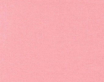 Fabric - Robert Kaufman - Brussels washer linen/rayon- Blush