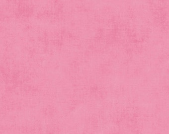 Shade - Bubblegum Pink (C200-81) Riley Blake Designs Fabric Yardage Blender Fabric Semi-solid Fabric