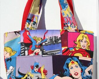 Reversible Girl Power Bag
