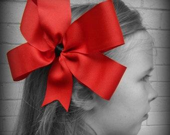 Pinwheel Hair Bow, Big Hair Bow, Hairbow, Pinwheel, Hair Clip, Hairbows, School Hair Bows, Hair Bows for Babies, Girls Hair Bow, Big Bows