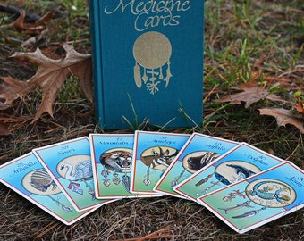 Spirit Animal reading - totem animal reading - animal medicine cards - power animal reading - 7 card reading