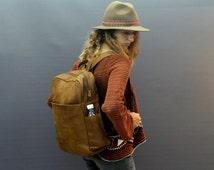 SALE! Brown Leather backpack laptop backpack 15 inch laptop bag backpack for laptop bag 15.6 Backpack for man Backpack women Travel backpack