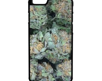 Marijuana Buds iPhone Galaxy Note LG HTC Rubber Protective Phone Case Loud Kush Dank 420