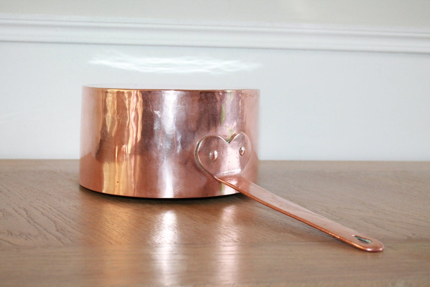 Copper Home Decor Antique Copper Stove Pan Copper Pan