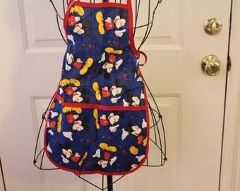 Childrens apron