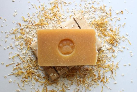 HAPPY HAVEN // All Natural // Vegan // Cold Process // Handmade // Lemongrass // Dog Soap