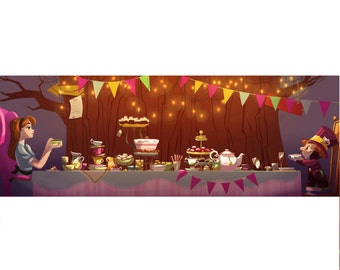 Mad Hatters Teaparty