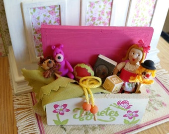 Toybox for Dolls House