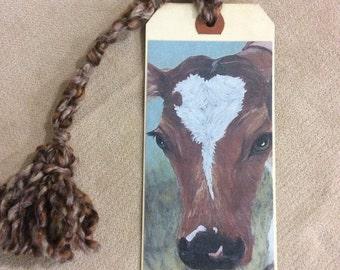 Calf Bookmark