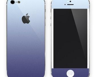 Ocean Sky Blye iPhone Skin iPhone Case Alternative iPhone decal iPhone sticker for iPhone 4, iPhone 4s, iPhone 5, iPhone 5s iPhone 6