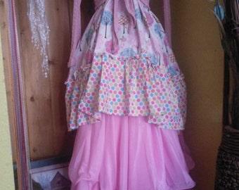 Lagenlook top / Pretty Little Things / women's Handmade top / dress / fairy top / fairy dress / fairy clothing / Lagenlook / ruffles