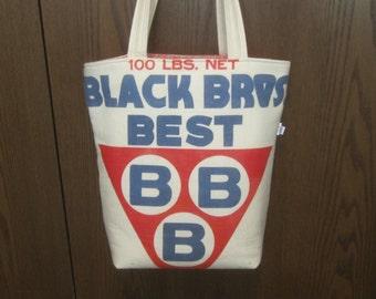 BLACK BROS. BEST Flour Sack Bag