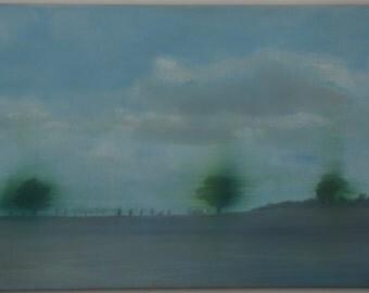 Trees (blur)