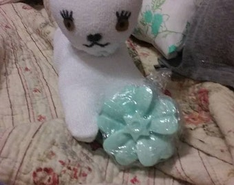 Bunny Plush with Soap