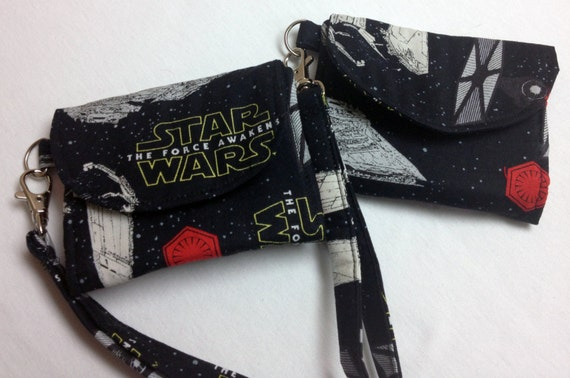 The Force: Star Wars Print Wallet