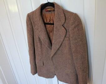 Vintage Brown Blazer