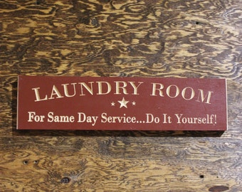 Laundry Room - Do it yourself!