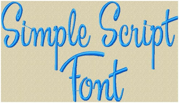 simple script 12 and 3 inch machine by blingsasssparkle on