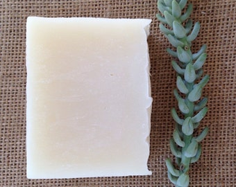 Extra Moisturizing Soap, Unscented, Vegan, All Natural