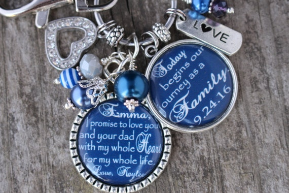 Wedding Gift For Dad And Stepmom: Step Daughter Gift Wedding Gift Stepdaughter Wedding Gift Step