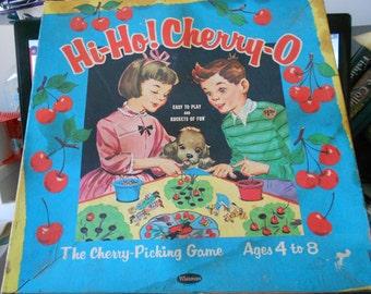 Vintage Hi Ho Cherry O Game