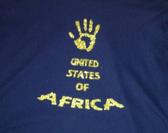 United States of Africa Tee