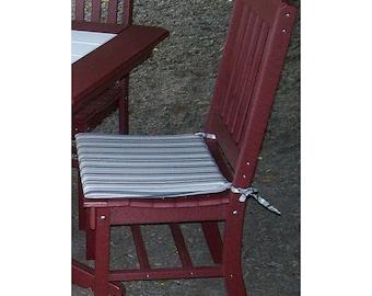 22 x 17 Poly Dining Chair Cushion