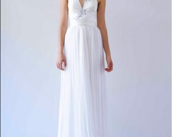 Athena Bridal- SAMPLE GOWN